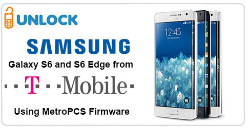 Unlock Samsung Galaxy S6 from T-Mobile USA